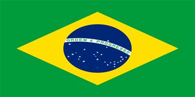 Dịch vụ Visa Châu Mỹ - Quốc kỳ Brazil