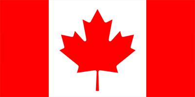 Dịch vụ Visa Châu Mỹ - Quốc kỳ Canada