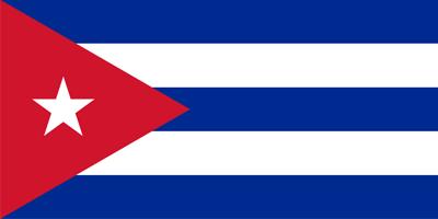 Dịch vụ Visa Châu Mỹ - Quốc kỳ Cuba