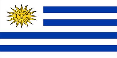 Dịch vụ Visa Châu Mỹ - Quốc kỳ Uruguay
