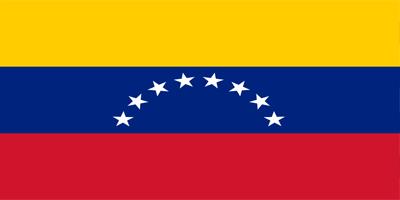 Dịch vụ Visa Châu Mỹ - Quốc kỳ Venezuela