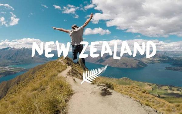 New Zealand đang là điểm đến vô cùng hot hiện nay