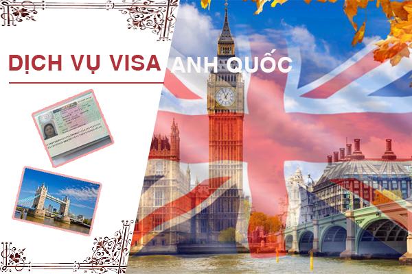 Dịch vụ visa Anh là dịch vụ thế mạnh của Việt Uy Tín