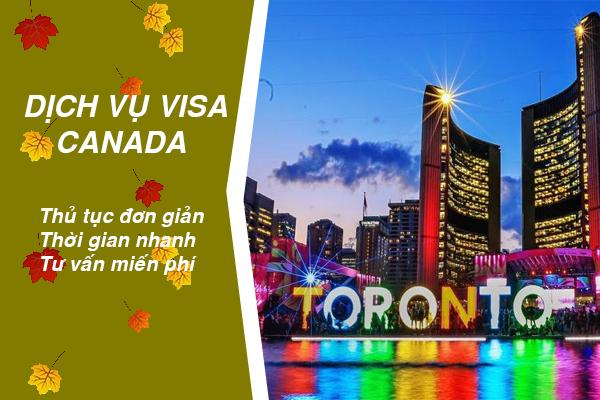 Việt Uy Tín cung cấp dịch vụ xin visa Canada nhanh - rẻ - uy tín - tận tâm
