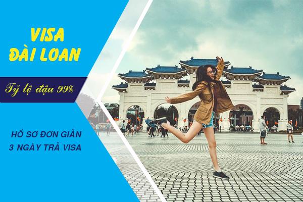 Dịch vụ visa Đài Loan của Việt Uy Tín vô cùng nhanh chóng