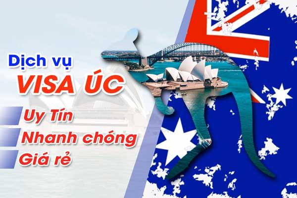 Dịch vụ visa Úc thường sau 7 ngày sẽ có kết quả