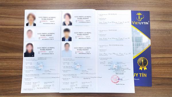 Việt Uy Tín đã gia hạn GPLĐ thành công cho hàng ngàn người nước ngoài
