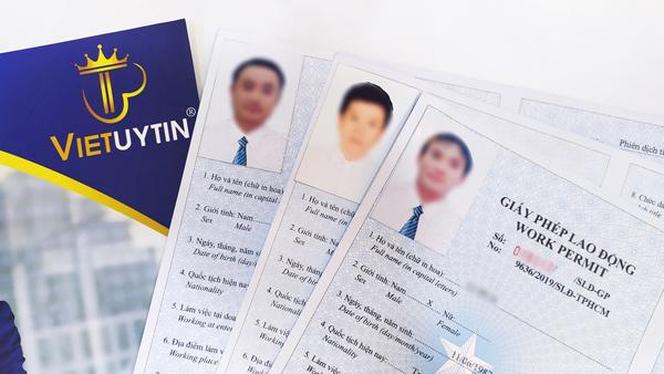 Việt Uy Tín cung cấp dịch vụ tư vấn thủ tục giấy phép lao động cho người nước ngoài