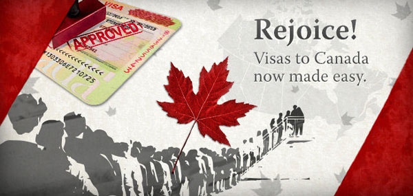 Chúng ta thường bị từ chối cấp visa Canada vì nhiều lý do