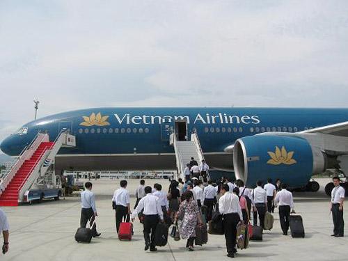 Xuất cảnh rời Việt Nam