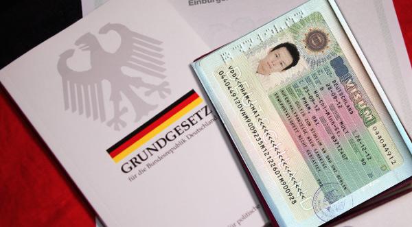 Visa Đức là loại có độ khó cao nhất trong khối Schengen