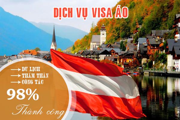 Việt Uy Tín đang cung cấp dịch vụ xin visa Áo du lịch, công tác, thăm thân