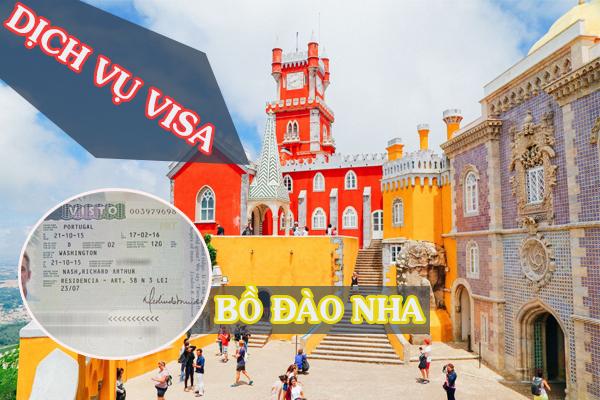 Dịch vụ visa Bồ Đào Nha của Việt Uy Tín tỷ lệ đậu 95%