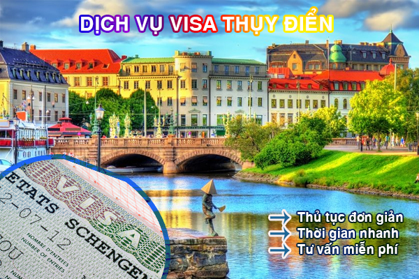 Việt Uy Tín hiện đang cung cấp dịch vụ visa Thụy Điển: du lịch, thăm thân, công tác
