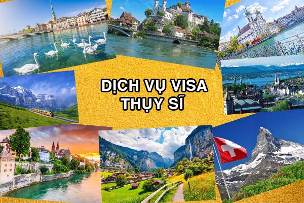 Visa Thụy Sĩ tại Việt Uy Tín có tỷ lệ đậu cao