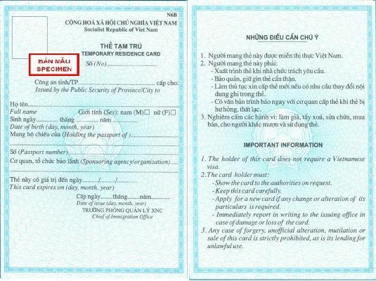 Temporary-Resident-Card-viet-nam