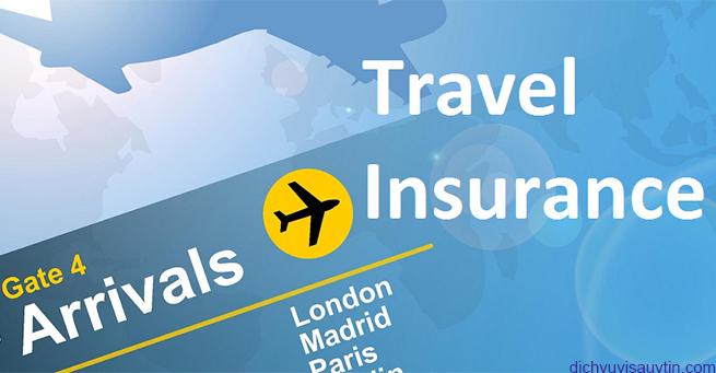 Dịch vụ cấp Bảo hiểm du lịch, xin Visa chất lượng cao