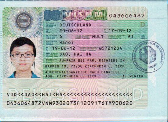 Dịch vụ cấp Visa Chất lượng hàng đầu Việt Nam