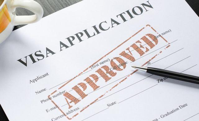 Đơn xin cấp Visa Đức