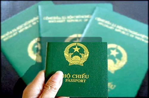 Yêu cầu đối với hộ chiếu trong hồ sơ xin Visa quá cảnh