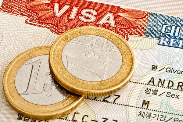 Phí Visa quá cảnh Tây Ban Nha tại sân bay