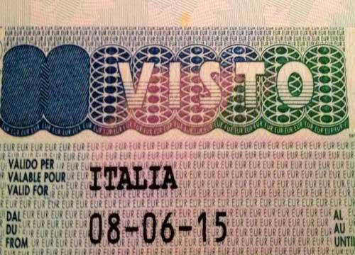 Hồ sơ xin Visa công tác tại Ý