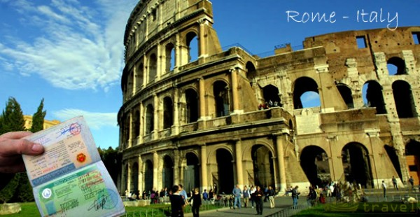 Hồ sơ xin Visa Du lịch Ý