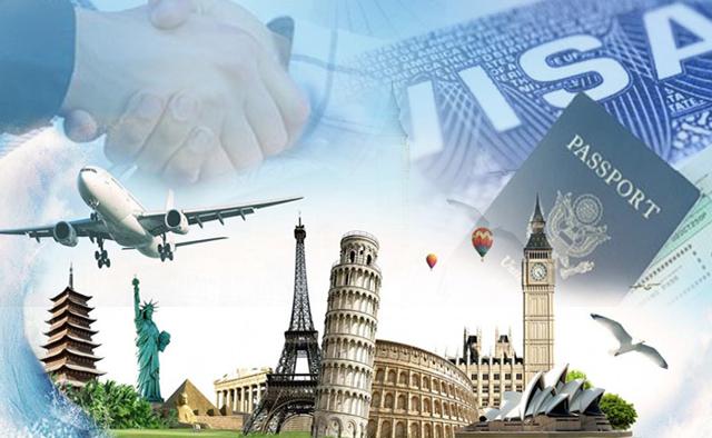 Thủ tục xin Visa theo nhóm