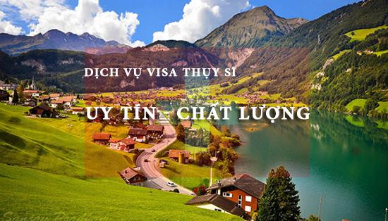Dịch vụ xin Visa Thụy Sĩ chất lượng cao của Việt Uy Tín