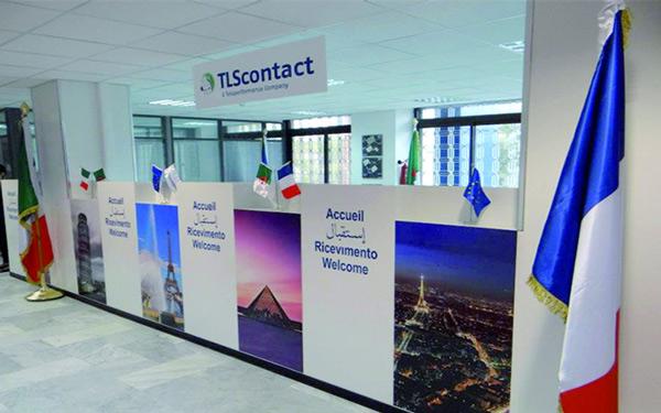 TLScontact tiếp nhận toàn bộ hồ sơ visa của Pháp và Thụy Sĩ