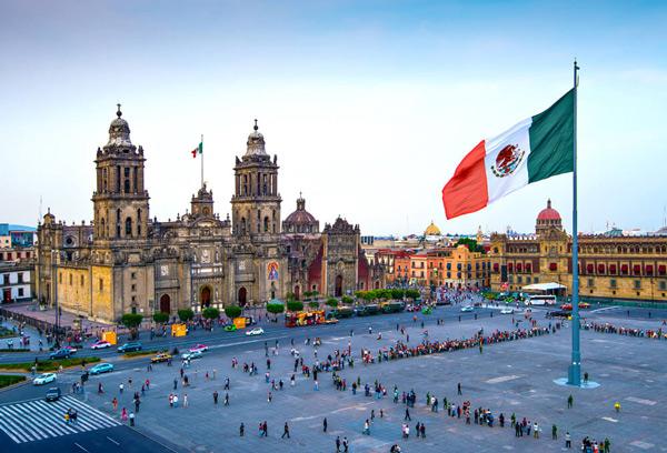 Nếu có visa Canada bạn được phép vào Mexico mà không cần xin visa