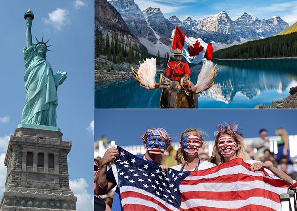 Từ tháng 3 đến tháng 8 là thời gian cao điểm xin visa Mỹ và Canada
