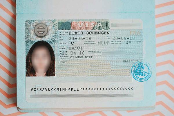 Visa Schengen là một trong những loại visa quyền lực nhất thế giới