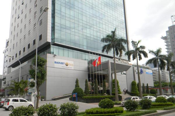 Tổ chức Di cư Quốc tế (IOM) tại Việt Nam nằm trên tầng 12A, tòa nhà CMC