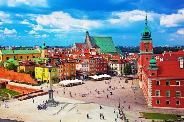 Ba Lan là một trong quốc gia rất khó xin visa