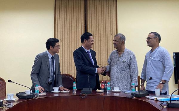 Mối quan hệ hợp tác giữa Việt Nam và Ấn Độ ngày càng phát triển