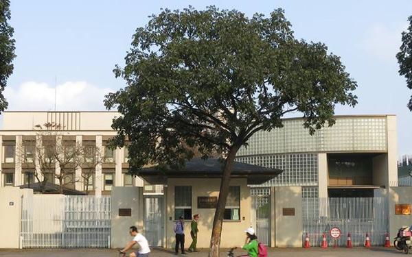 Bạn nào có hộ khẩu từ Huế trở ra Bắc thì nộp hồ sơ tại ĐSQ Nhật tại Hà Nội