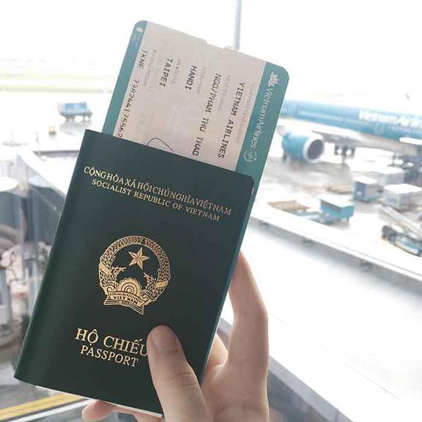 Hộ chiếu Việt Nam xếp hạng 88 trên thế giới