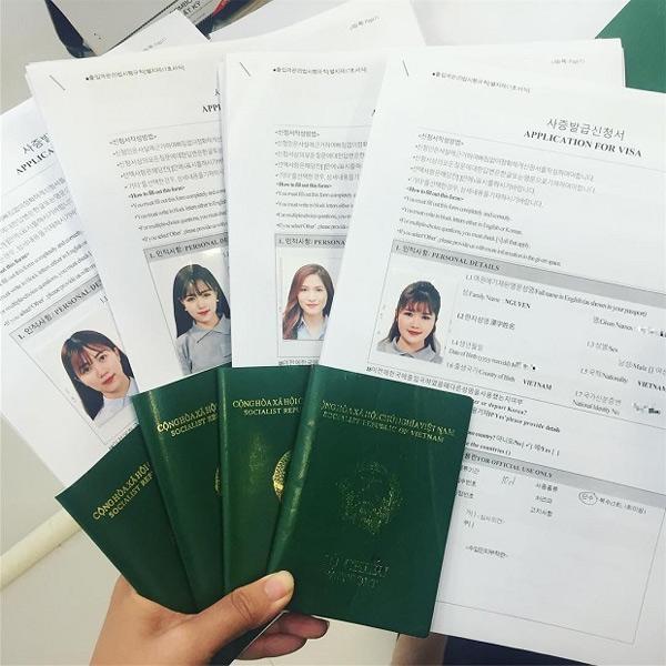 Hồ sơ xin visa du lịch Hàn Quốc cho sinh viên cần nhiều giấy tờ khá đặt thù