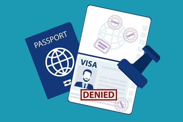 Từng bị từ chối visa Mỹ nhưng không khai báo sẽ bị từ chối visa Canada