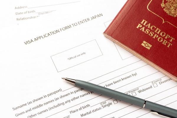 Hồ sơ visa Nhật diện du lich không cần phải dịch thuật công chứng tiếng Anh