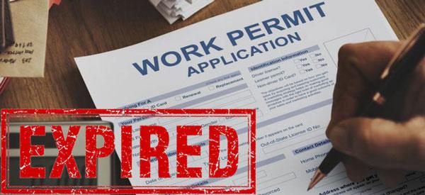 Thời hạn của giấy phép lao động tối đa là 2 năm