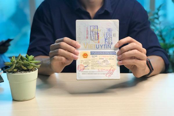 Có 6 loại visa cho người nước ngoài vào làm việc tại Việt Nam