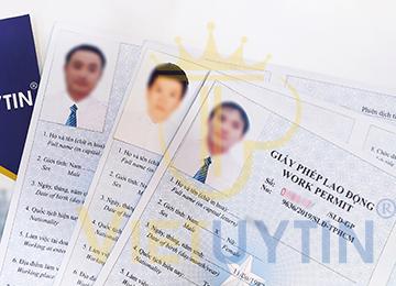 Làm giấy phép lao động